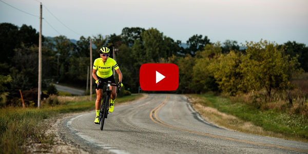 Video over contrast van Bontrager